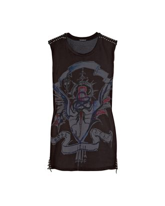 This Balmain T-shirt is $2,045 on <a href=