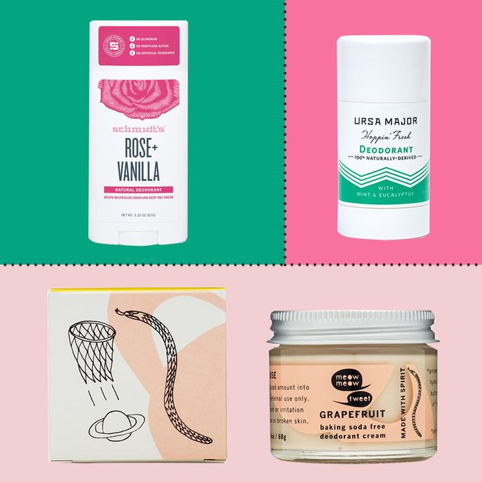 What's the Best Natural Deodorant?