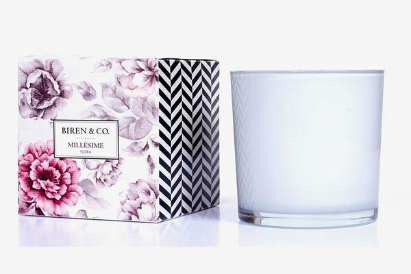 Biren & Co. Millesime Candle