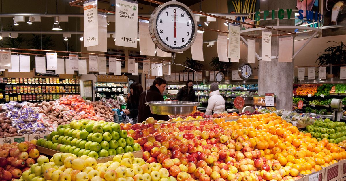 Whole Foods Overcharging