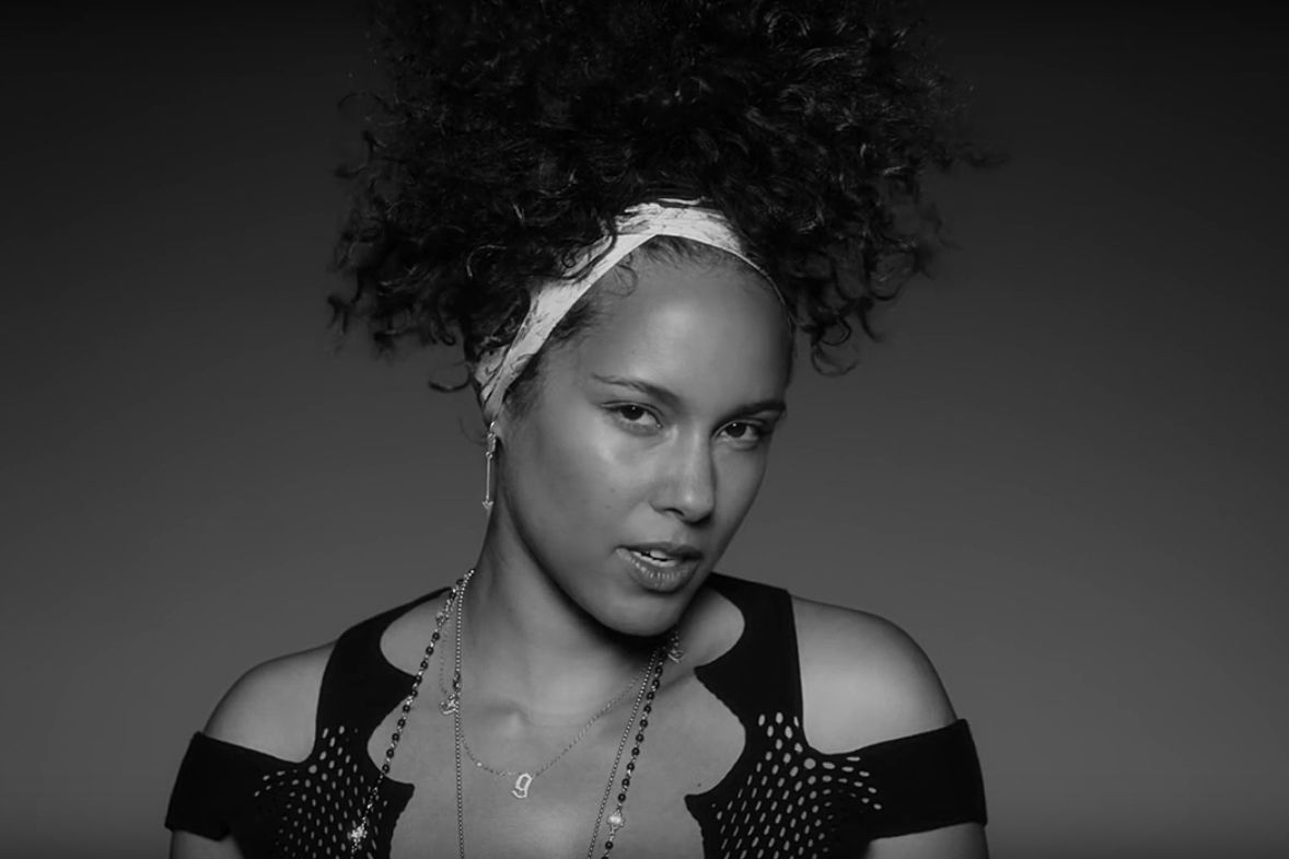 Alicia Keys Gets Real ... Alicia Keys