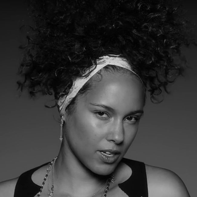 alicia keys gets real for the nomakeup movement