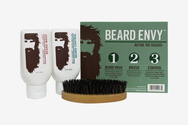 Billy Jealousy Beard Envy 3-Piece Kit