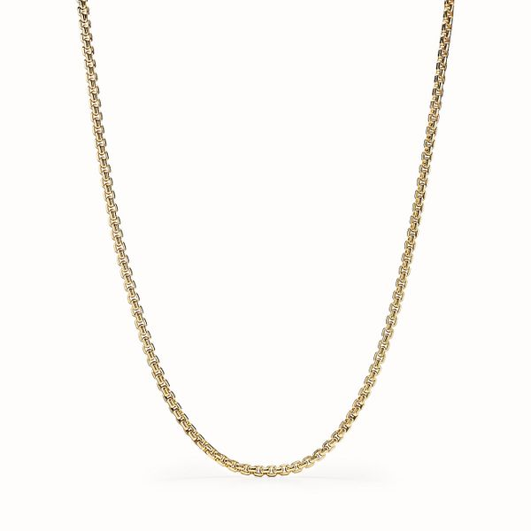 Tiffany Square Link Necklace
