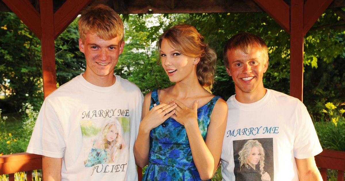 Talking To Bros Who Love Taylor Swift