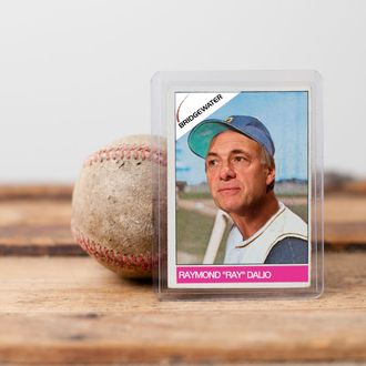 Ray Dalio Is Building A Baseball Card Collection