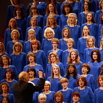Mormon Leaders Gather for LDS General Conference Session