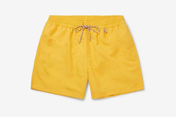 Loro Piana Mid-Length Swim Shorts