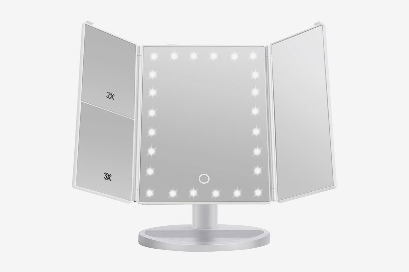 7a076deefbc6 14 Best Lighted Makeup Mirrors 2019