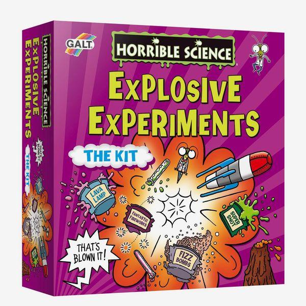 Horrible Science: Explosive Experiments