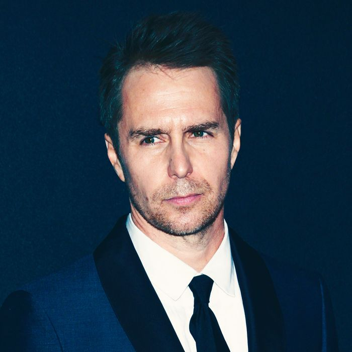 Sam Rockwell Is … Totally Kind of Hot?
