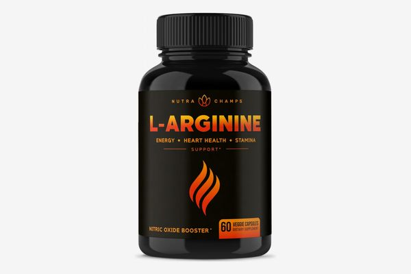 NutraChamps Premium L-Arginine 1500mg Nitric Oxide Supplement