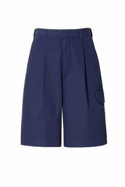 Uniqlo J+ Wide-Fit Cargo Shorts