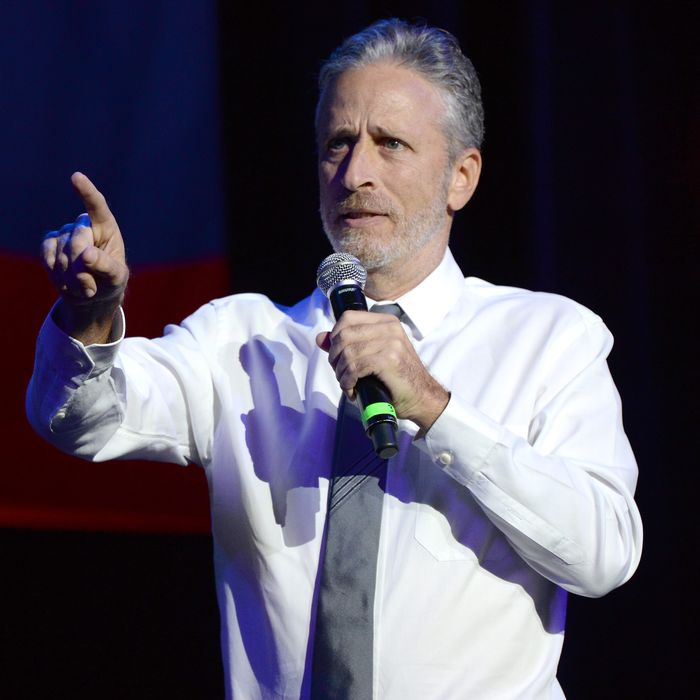 Jon Stewart is wrong.