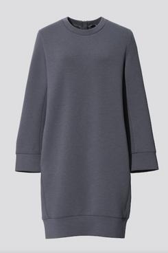 Uniqlo +J Dry Sweat Long-Sleeve Dress