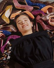 Hailee Steinfeld for Miu Miu.