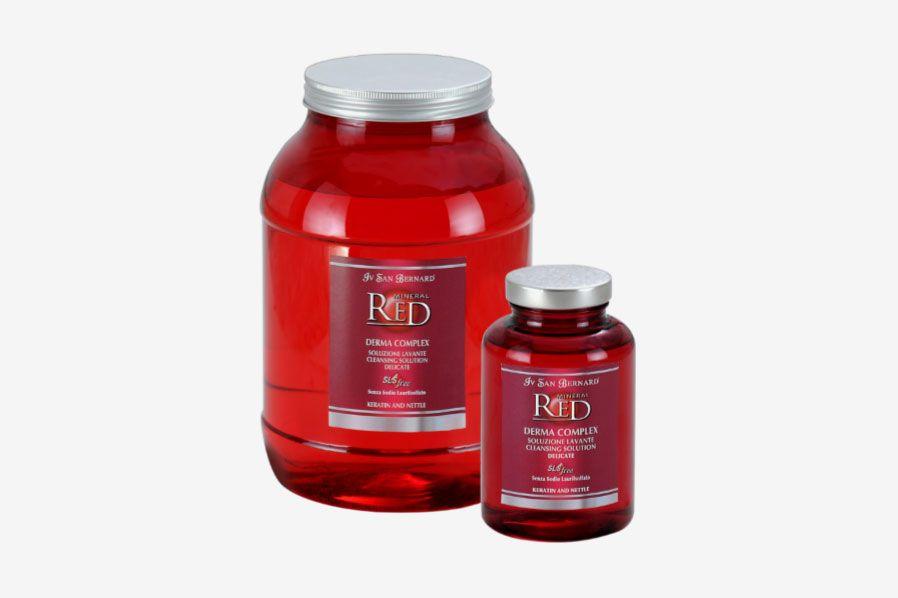 Mineral Red Derma Complex Shampoo