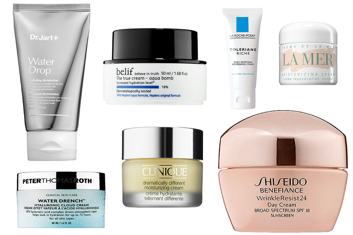 Best Rated Facial Moisturizers