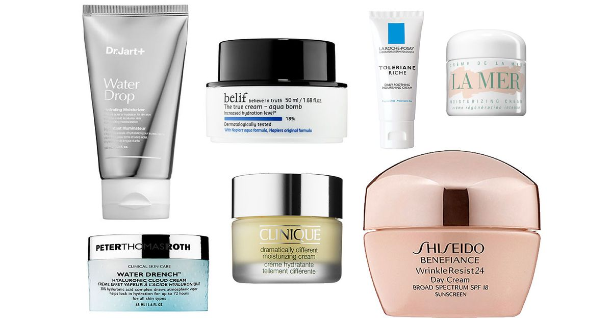 11 Winterproof Moisturizers for Your Seriously Dry Face