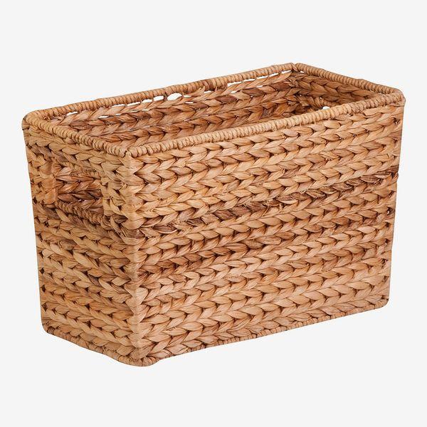 Honey-Can-Do 15x5 Magazine Storage Basket