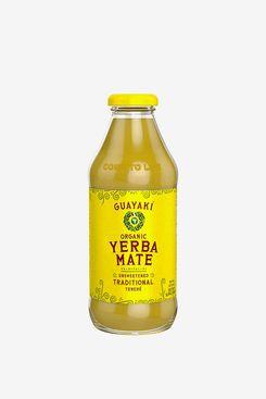 Guayaki Organic Yerba Mate Unsweetened Traditional Terere