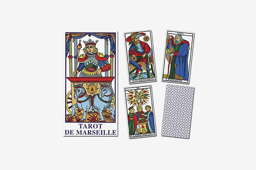 Tarot de Marseilles by Jodorowsky