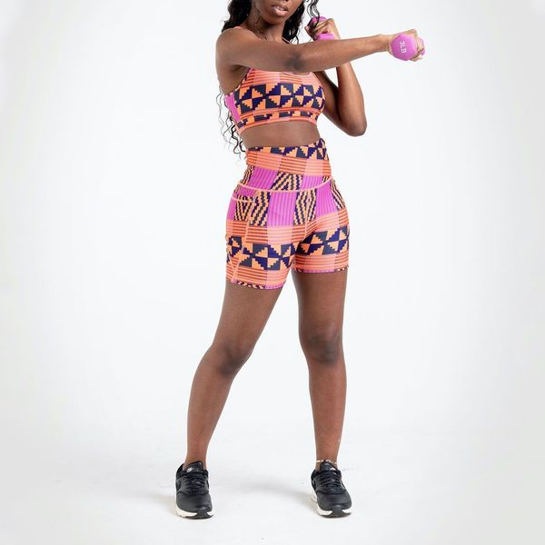 Öfuurë Tumi Workout Shorts