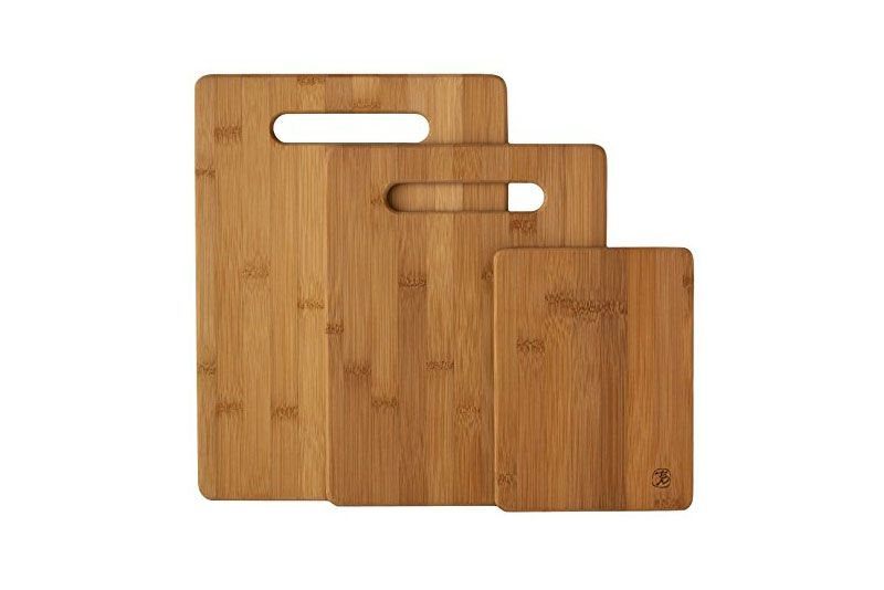 Totally Bamboo Cutting Boards (Set of 3)