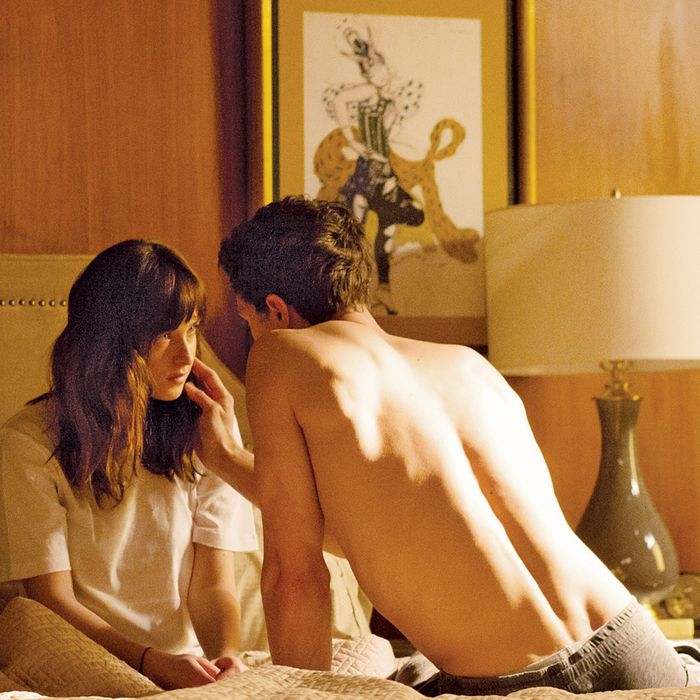 <i>Fifty Shades of Grey</i> isn't the <i>worst</i> place to look for relationship advice.