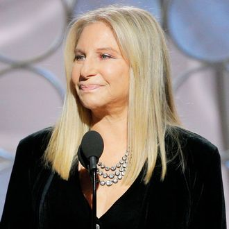Barbra Streisand's New Music Was Inspired by the Weeknd
