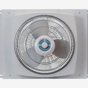 Lasko Window Fan, E-Z Dial Ventilation