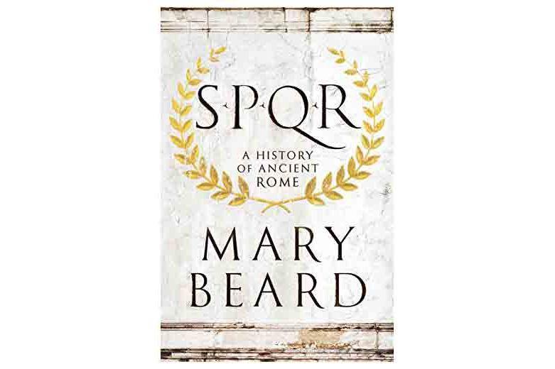 SPQR by Mary Beard