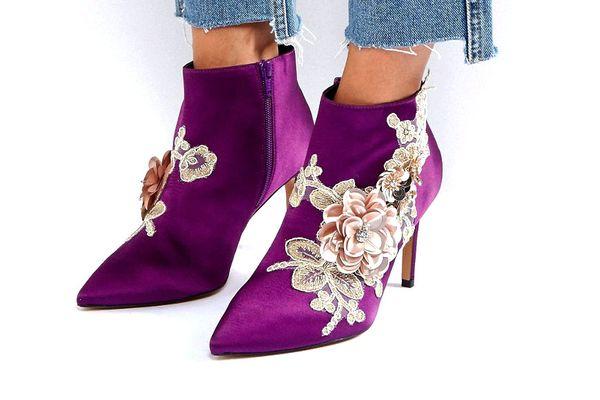 Asos Elegance Ankle Boots