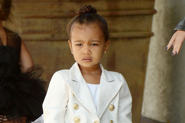 North West.