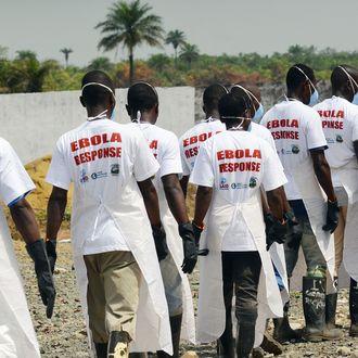 LIBERIA-HEALTH-EBOLA