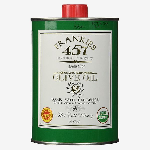 Frankies Organic Extra Virgin Olive Oil (16.9 oz.)