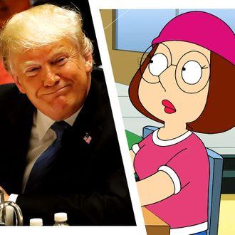 Meg Off Family Guy