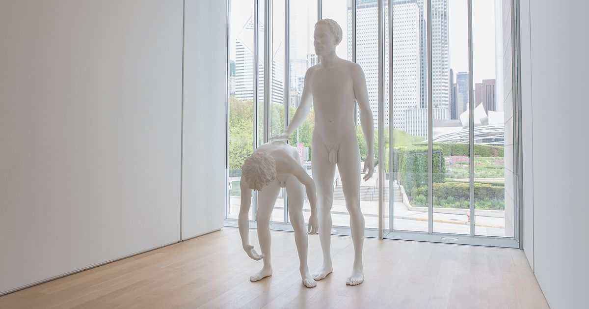 The Whitney Rejected This Masterpiece Sculpture