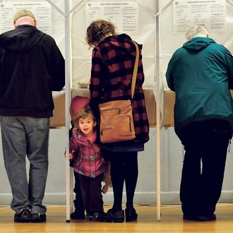Voting in Maine