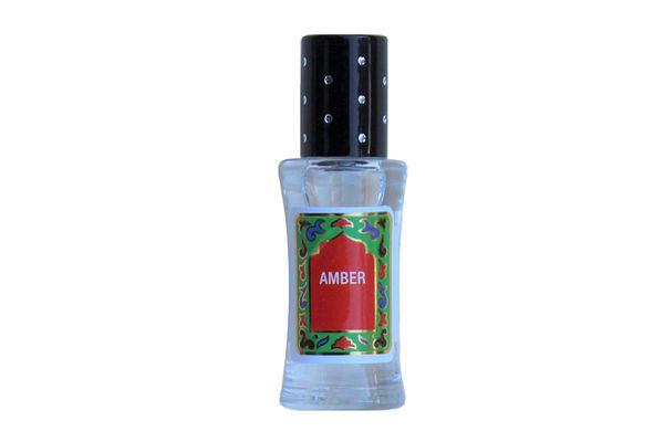 Amber Perfume Oil