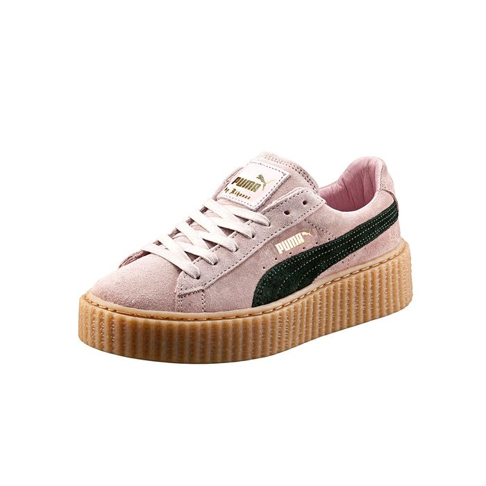 ef8e493df79ff The Rihanna Sneaker That's Selling Out Everywhere
