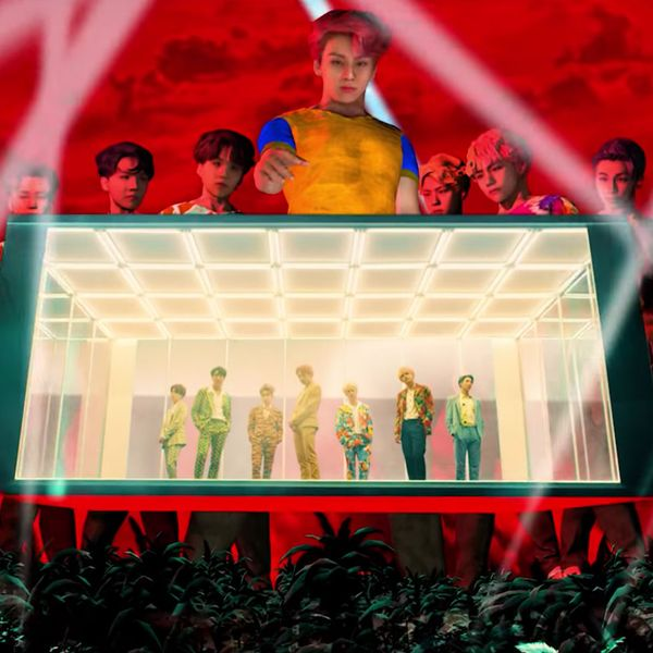 BTS' 'Idol' Video Breaks YouTube's 24-Hour Record