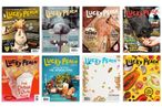 Lucky Peach Auction Includes All 10 Back Issues