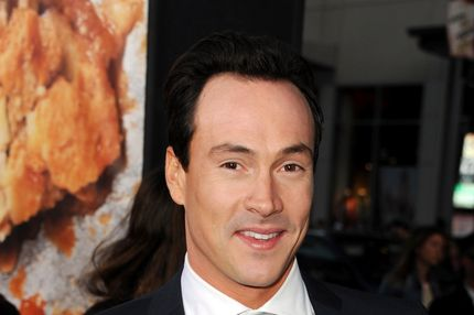 "Actor Chris Klein arrives at the premiere of Universal Pictures' ""American Reuinion"" at Grauman's Chinese"