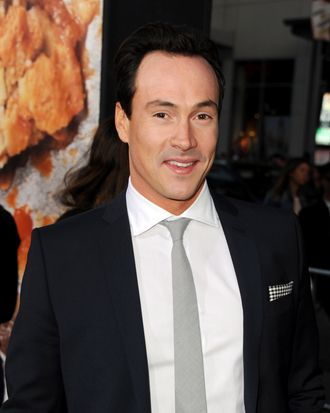 Actor Chris Klein arrives at the premiere of Universal Pictures'