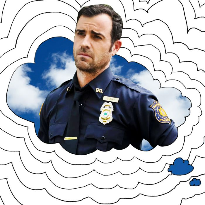 Justin Theroux as Kevin Garvey.