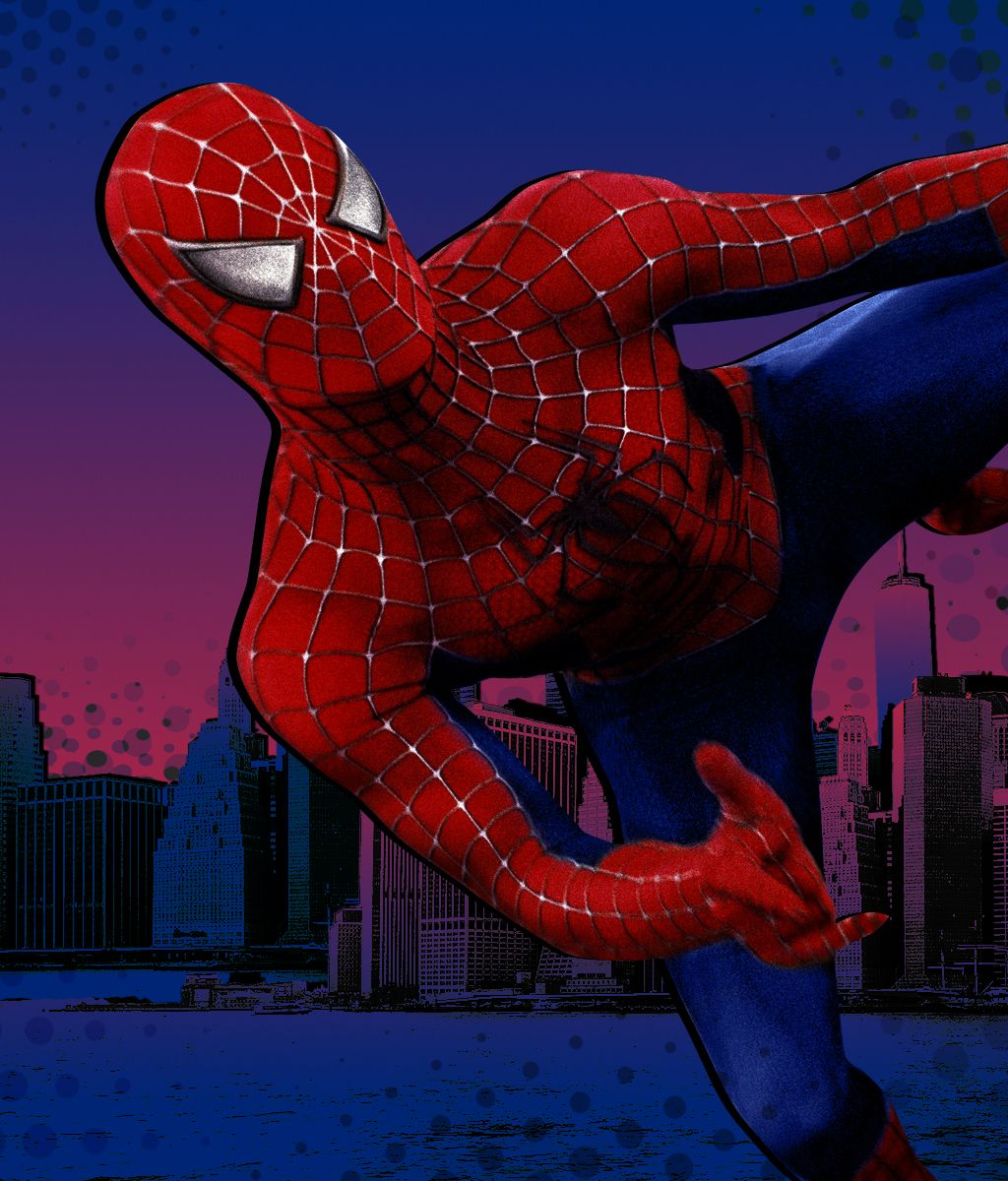 Map Of SpiderMan Movie Shooting Locations In New York City - Nyc rat map