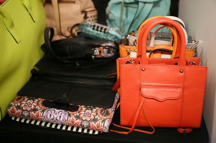 Rebecca Minkoff bags.