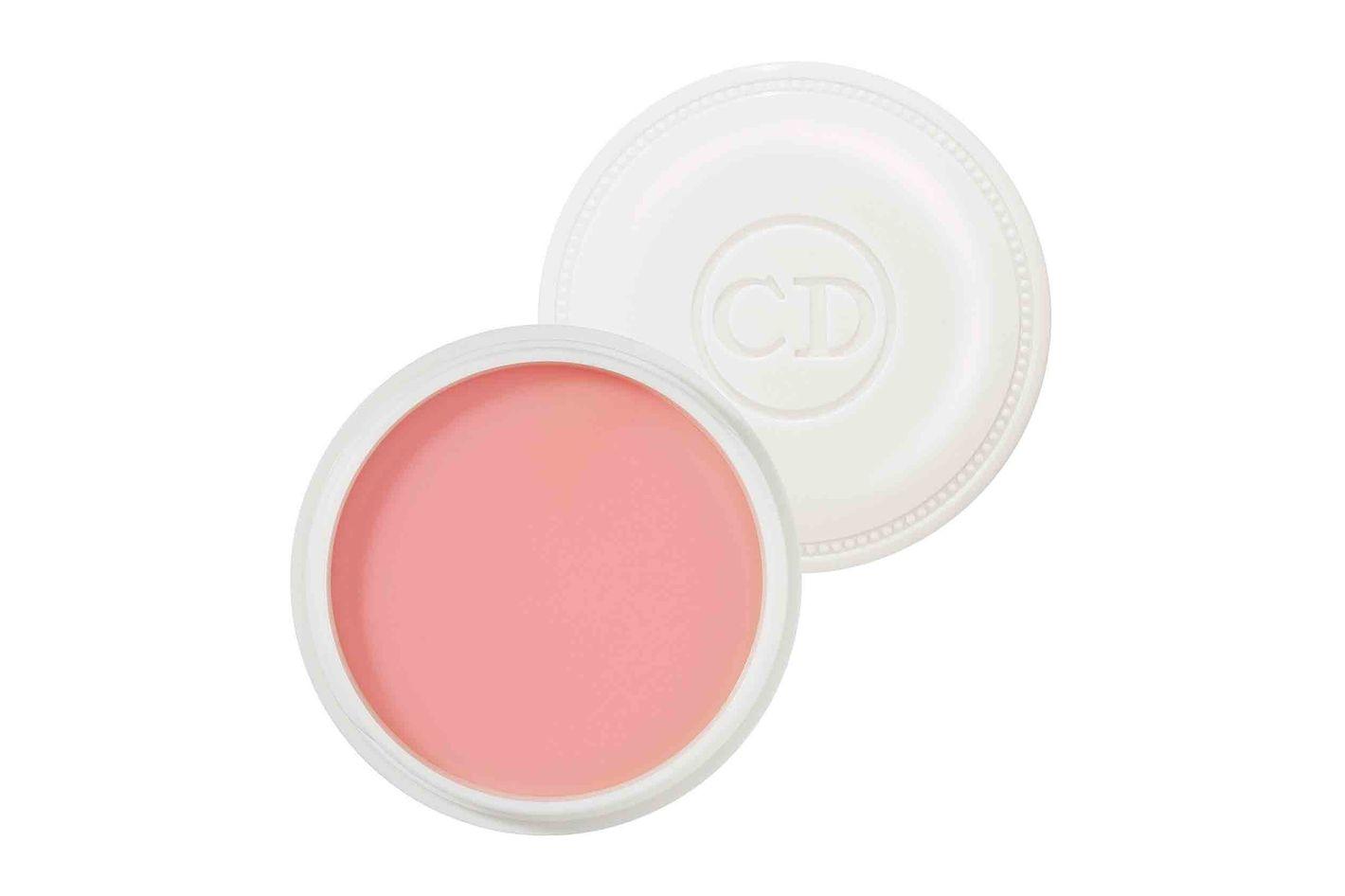 Dior Crème de Rose Smoothing Plumping Lip Balm SIZE