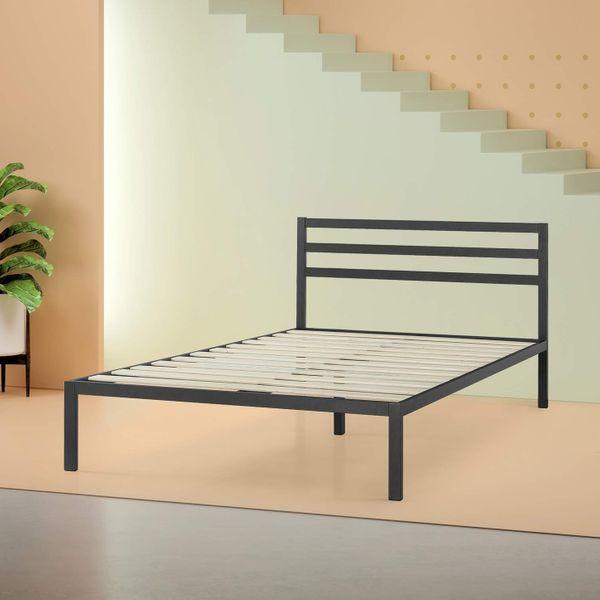 Zinus Mia Modern Studio Platform Metal Bed Frame
